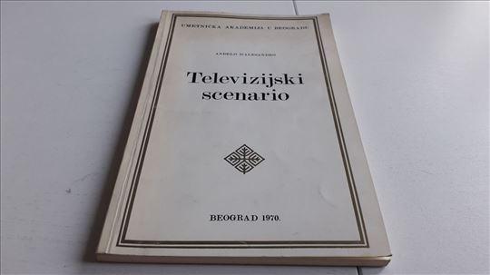 Televizijski scenario Andjelo D Alesandro Umetnick