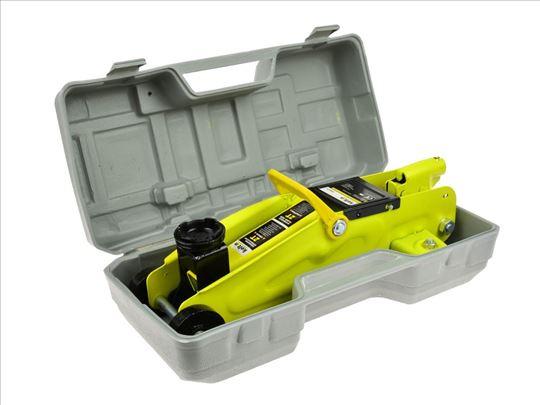 Dizalica hidraulična sa točkićima 2 Tona u koferu