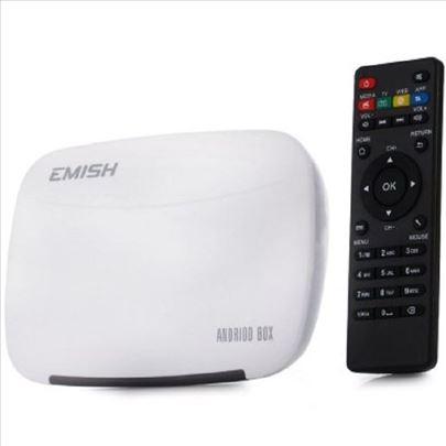 Emish X700 Mini PC TV Box Android