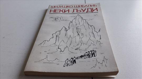 Neki ljudi Mijusko Sibalic Pljevlja 1990. god
