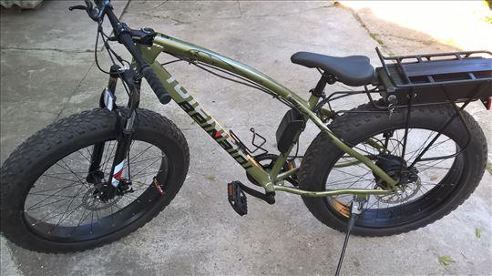 Fat Bike Elektro