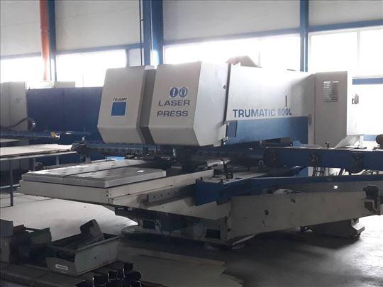 Trumpf trumatic TC 500R/TC 260R/TC 600L