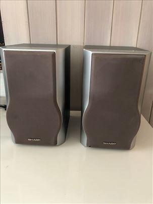Zvučnici Sharp br.3, uvoz Švajcarska