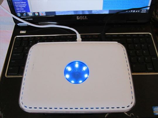 NETGEAR WPN824 v2 Router WiFi