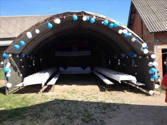 Šator za veselja