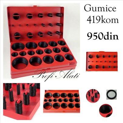 Gumice O-Ring set
