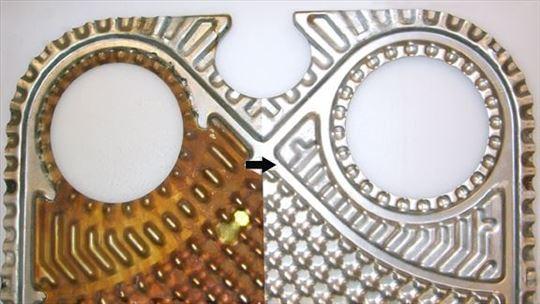 Hemijsko čišćenje izmenjivača toplotne pumpe