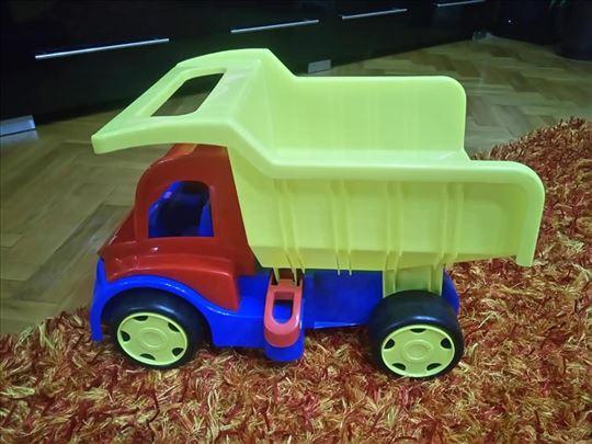 Igračka kamion-kiper 55x31x34