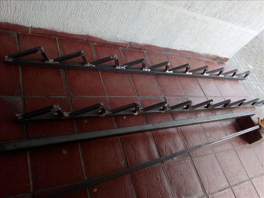 Stepenište, metalno
