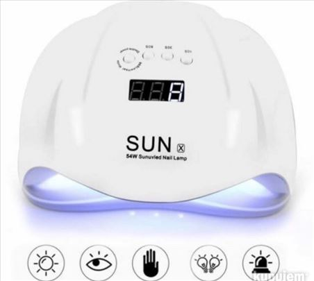 SUN X UV/LED 54w lampa za nokte