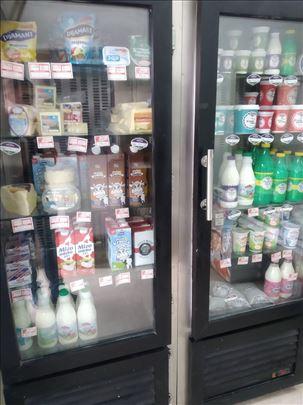 Vitrine za mlekaricu