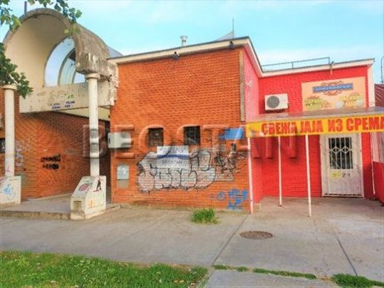 Lokal - Novi Beograd Blok 44 ID#32204