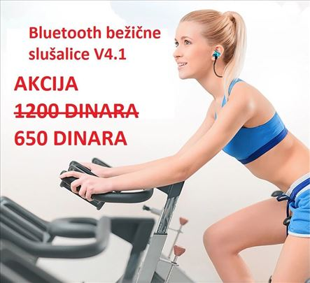 Bluetooth bežične slušalice V4.1
