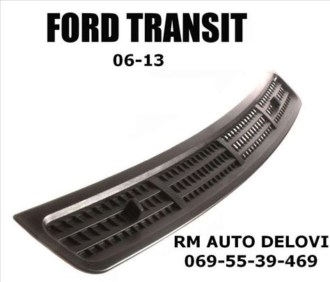 Resetka U Haubi Ford Tranzit