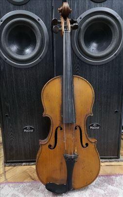Violina Francois Breton Brevete Mirecourt 1820 god