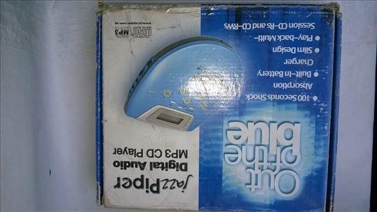 Diskmen Jazz Piper (Cita i MP3) sa original isprav