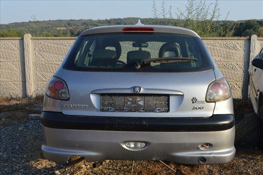 Peugeot 206 Gti - Polovni delovi