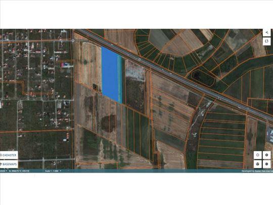 Poljoprivredno zemljište, 4.82 ha, Ugrinovci, Luko