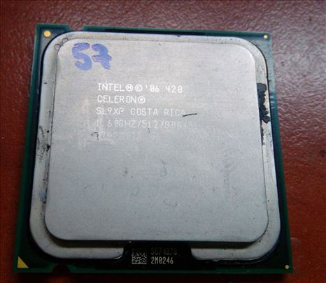 Intel Celeron D procesori za desktop računare 1