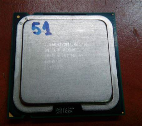 Ispravni Intel Xeon procesori za desktop računare