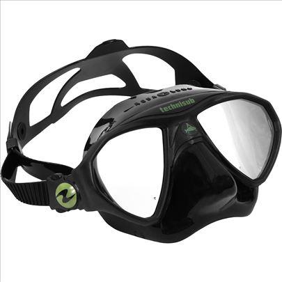 Aqualung Micromask najbolja maska za apneu ! ! !
