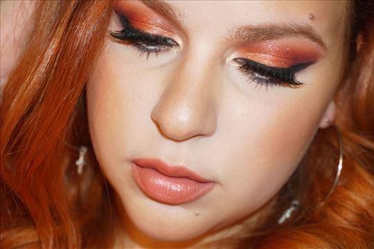 Profesionalno Šminkanje - Našminkaj MiLice