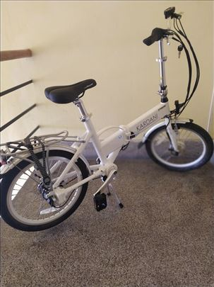 Električni bicikl - novo