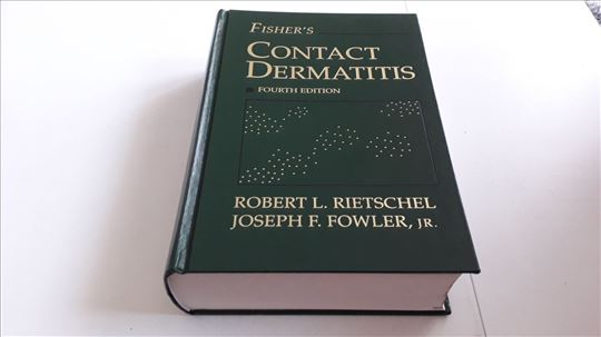 Fishers Contact Dermatitis R. Rietschel J. Fowler