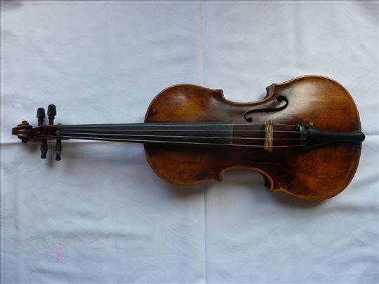 Johann Stowasser 4/4  violina iz 1886.