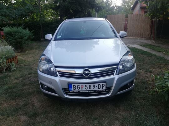 Opel Astra clasic wag. A17DTR