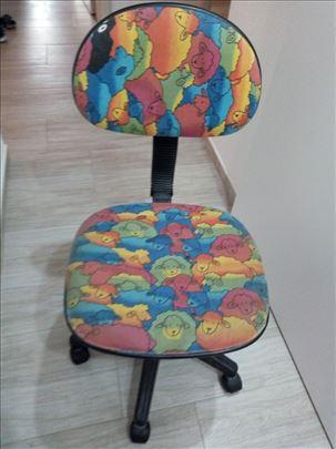 Prodajem dečiju komp. stolicu
