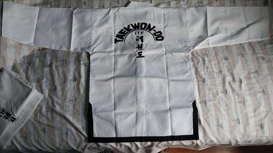 ITF taekwondo kimono