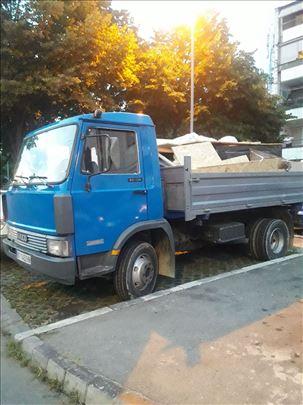 Kiper prevoz 3-4m3, 5,5t