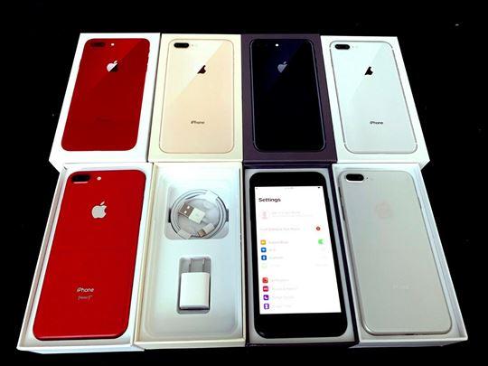 novi iphone 8 plus 256GB
