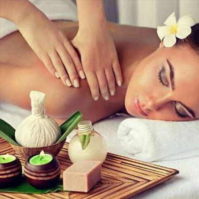 Relax opuštajuća masaža