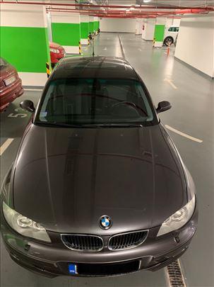BMW 116 sa novim zimskim gumama