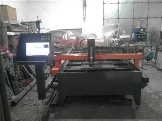 CNC plazma-oxy rezač, 1500 x 3000mm
