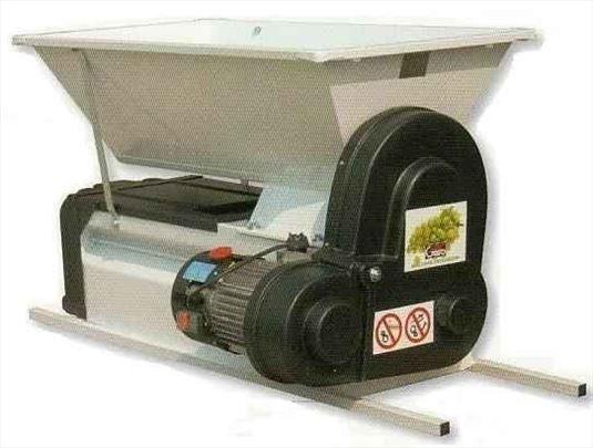 Grifo DMC muljaca za grožde sa elektromotorom