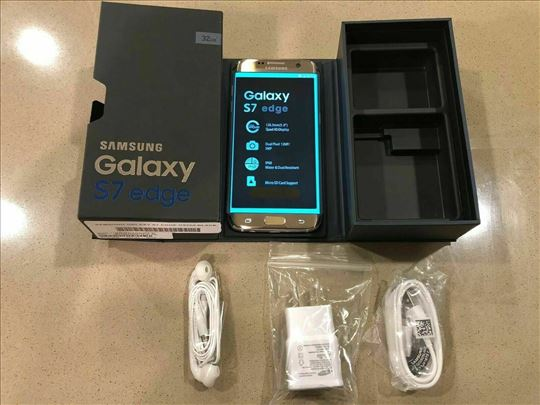 novi Samsung s7 edge 128GB