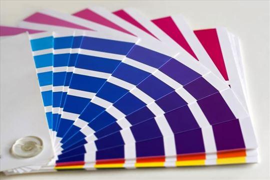 Ofset i digitalna štampa svih formata