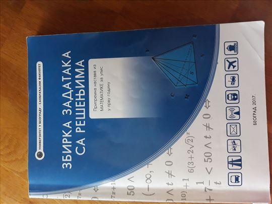 Matematika - prijemni za Saobraćajni fakultet