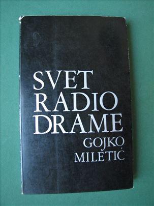 Svet radio drame - Gojko Miletić