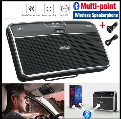 Bluetooth Multipoint Handsfree Spikerfon za auto