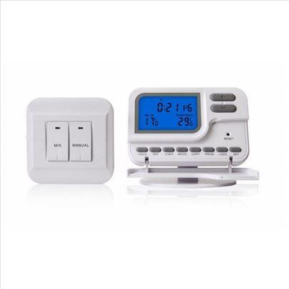 Digitalni programabilni termostat C7 – Cothermo