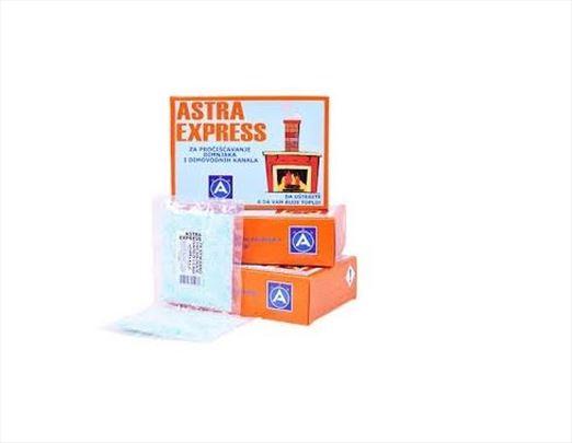 Prah za čišćenje kotlova i dimnj. Astra Expres 15g