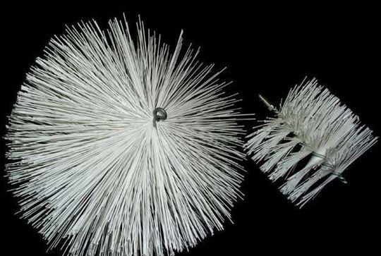 Silikonske četke i sajle za čišćenje dimnj fi 200