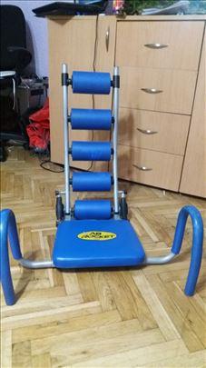 Sprava za vežbanje trbušnjaka