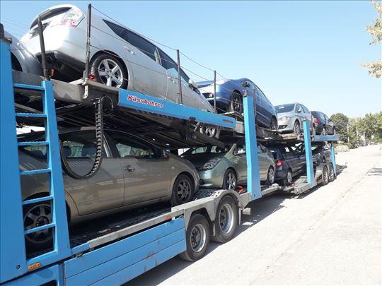 Najpovoljniji i najbrzi prevoz(dovoz) vozila iz CH