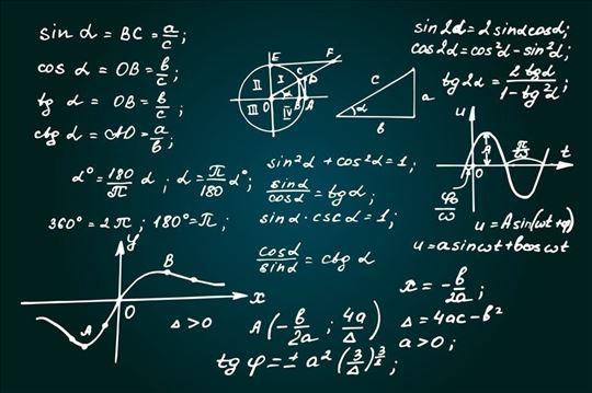 Časovi matematike i fizike za srednjoškolce