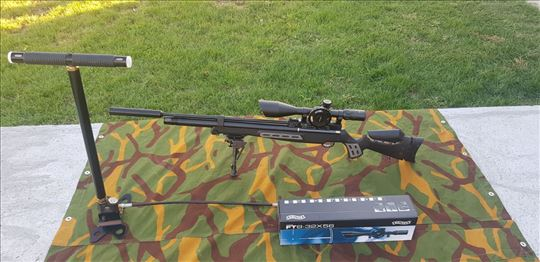Hatsan PCP BT 65 SB Lothar Walther